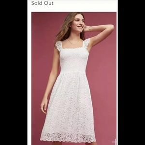 New Anthropologie Maeve Anastasia dress New